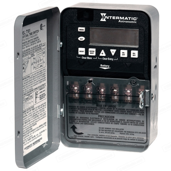 Intermatic ET8215C - Time Switch