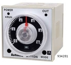 Analog Industrial Timer