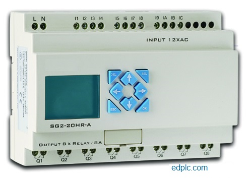 PLC  20 I/O Smart programmable controller